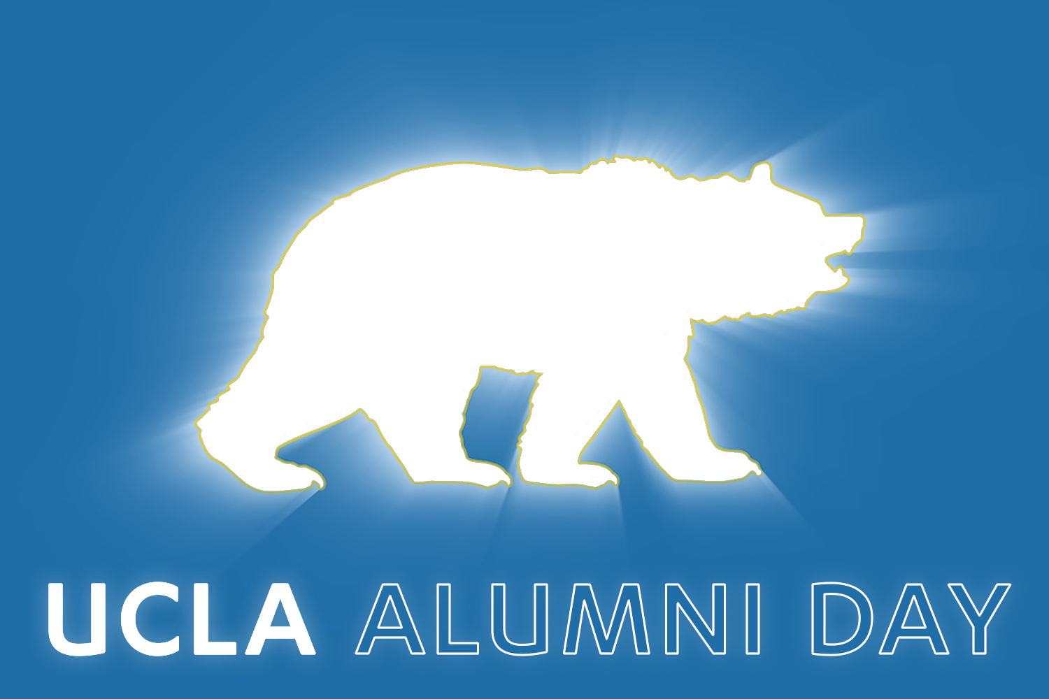 UCLA Almuni Day promotional video